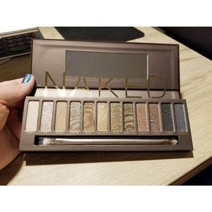 Urban Decay Naked Palette BRAND NEW NEVER USED